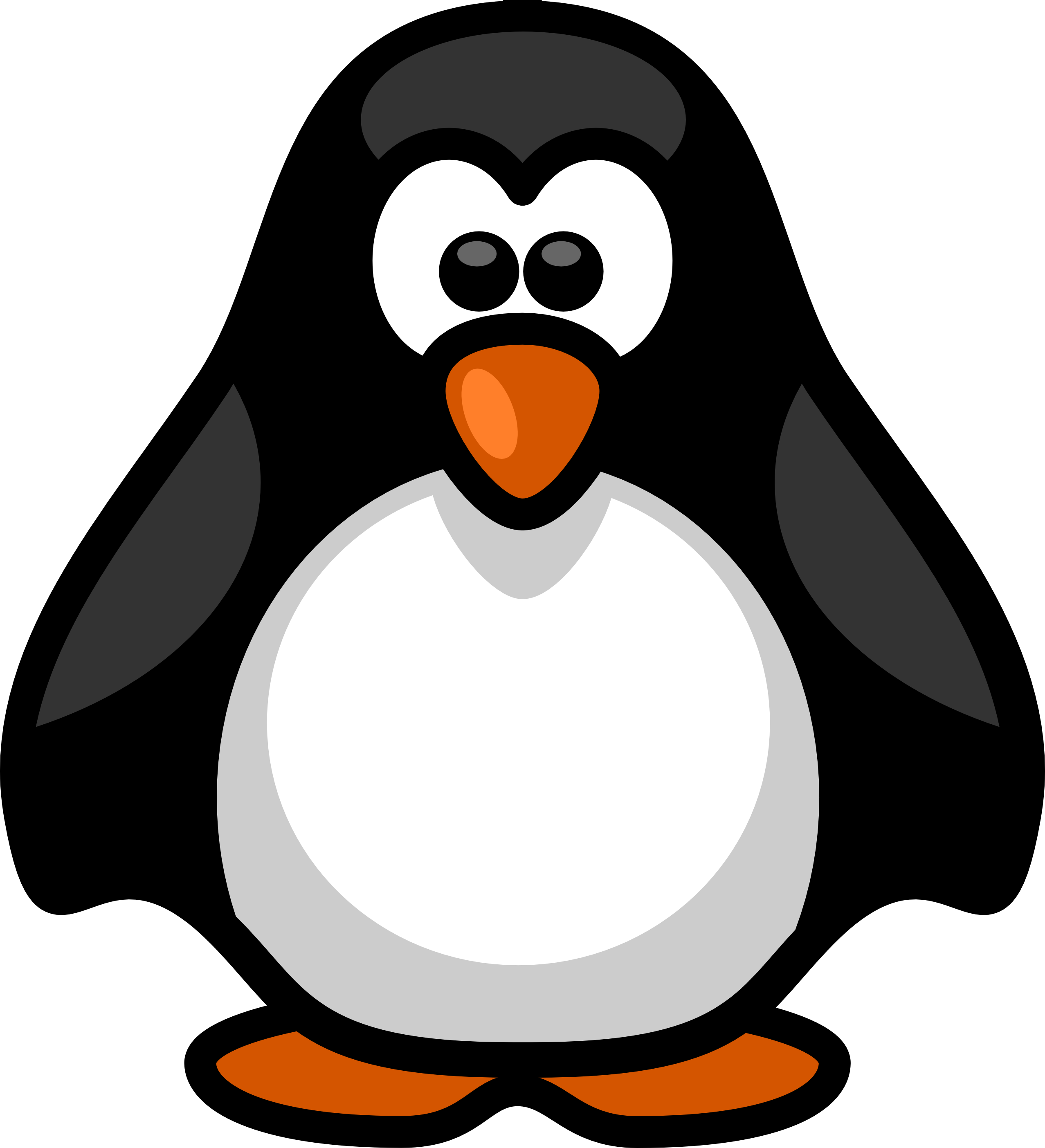 Animal Png Black And White Free Png Images
