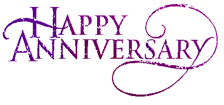 Animated Happy Anniversary Png Png