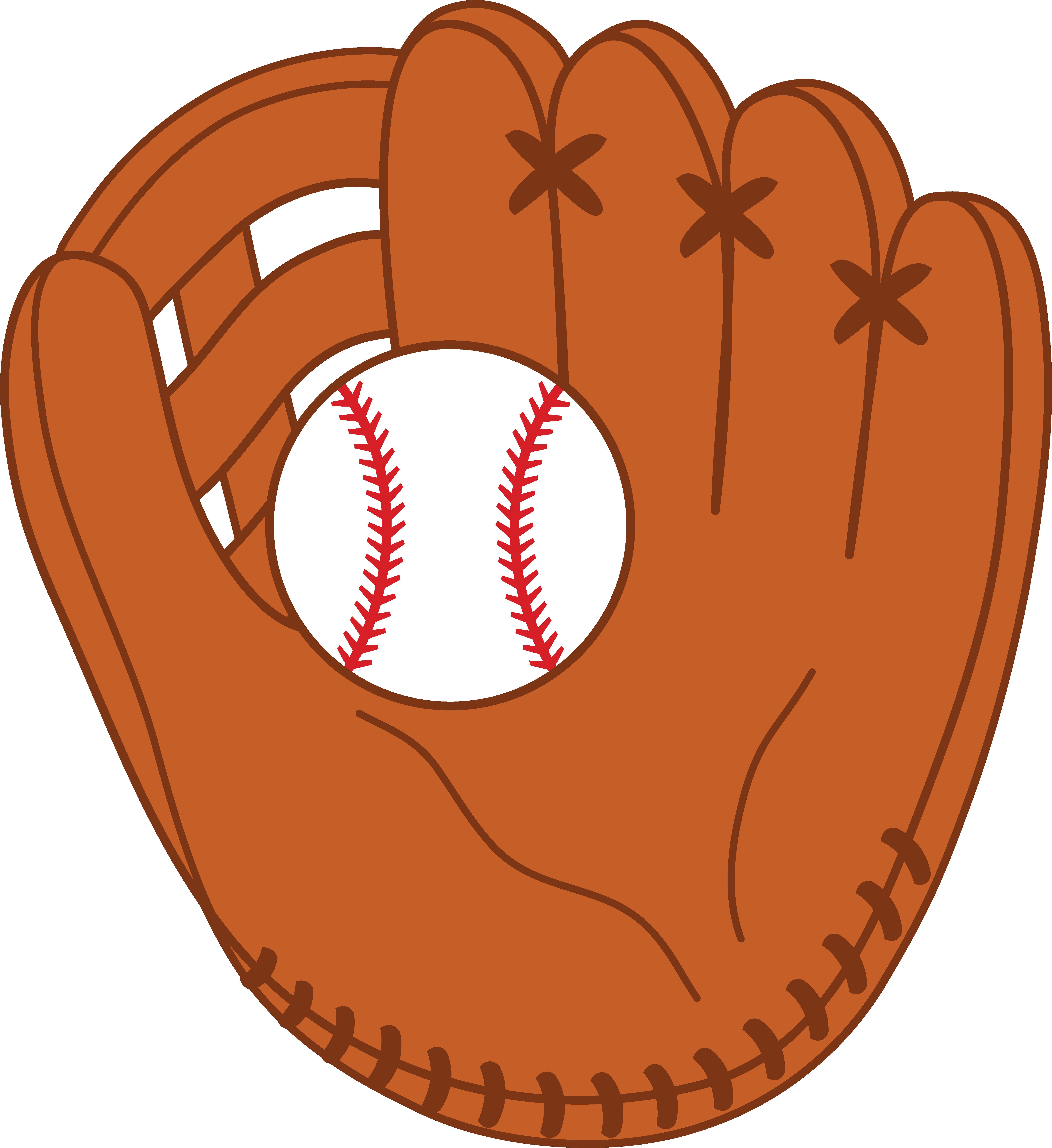 Baseball Mitt PNG