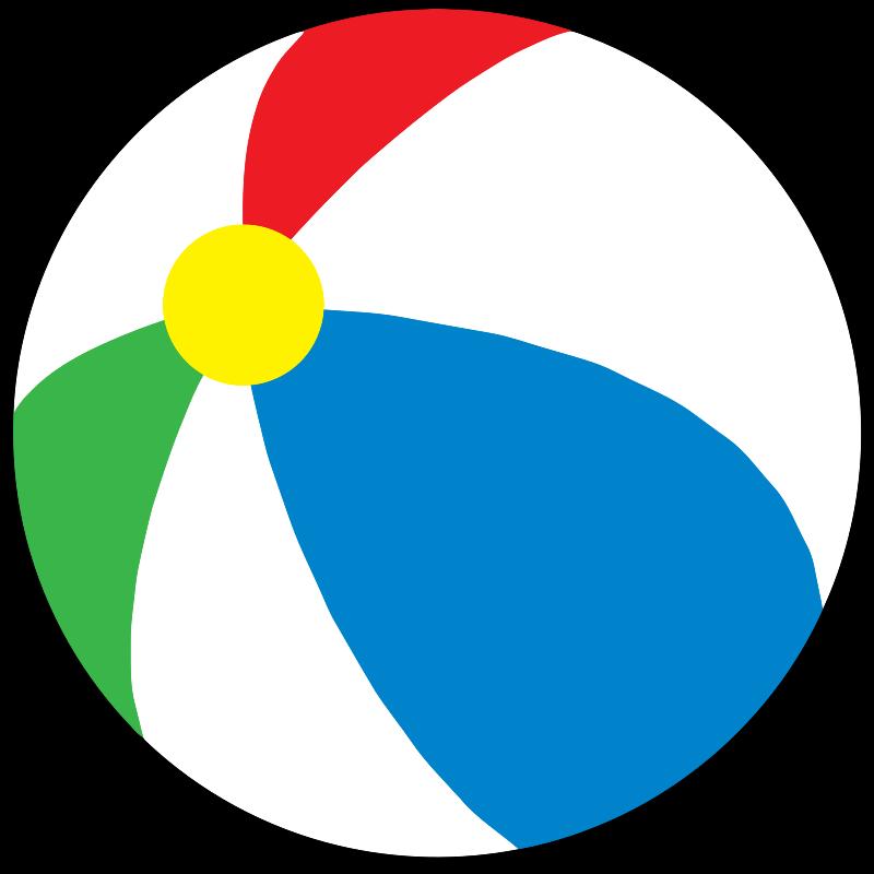Beachball PNG