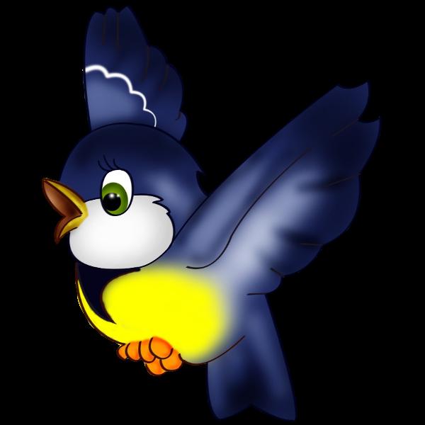 Blue Bird Png