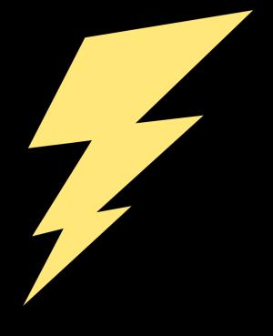 Lightning Bolt PNG