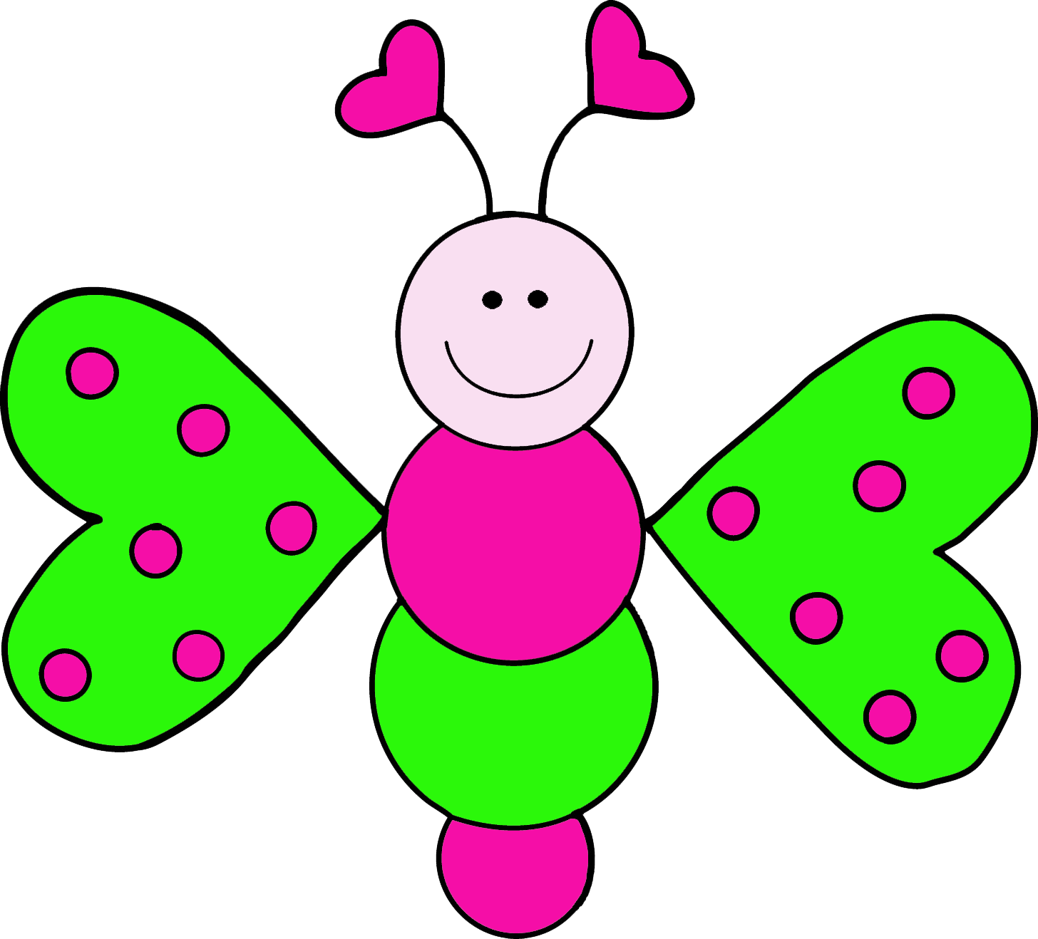 Butterflies Pink Butterfly Png Free Images 5