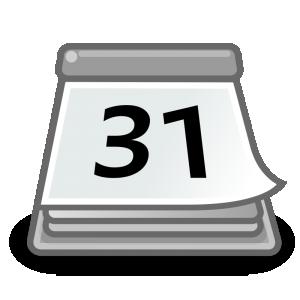 Calendar Png Download