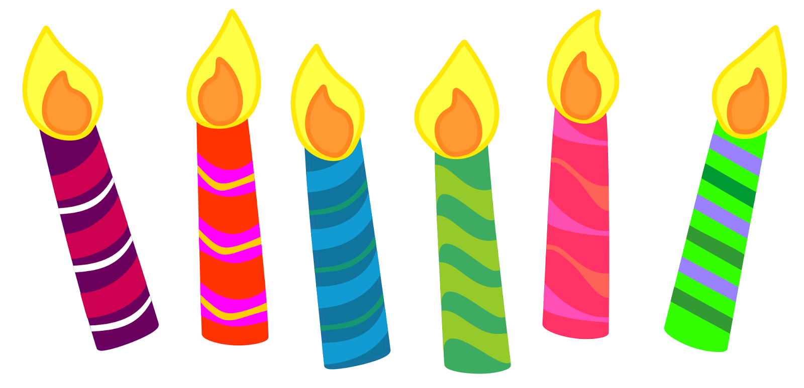 Candles PNG