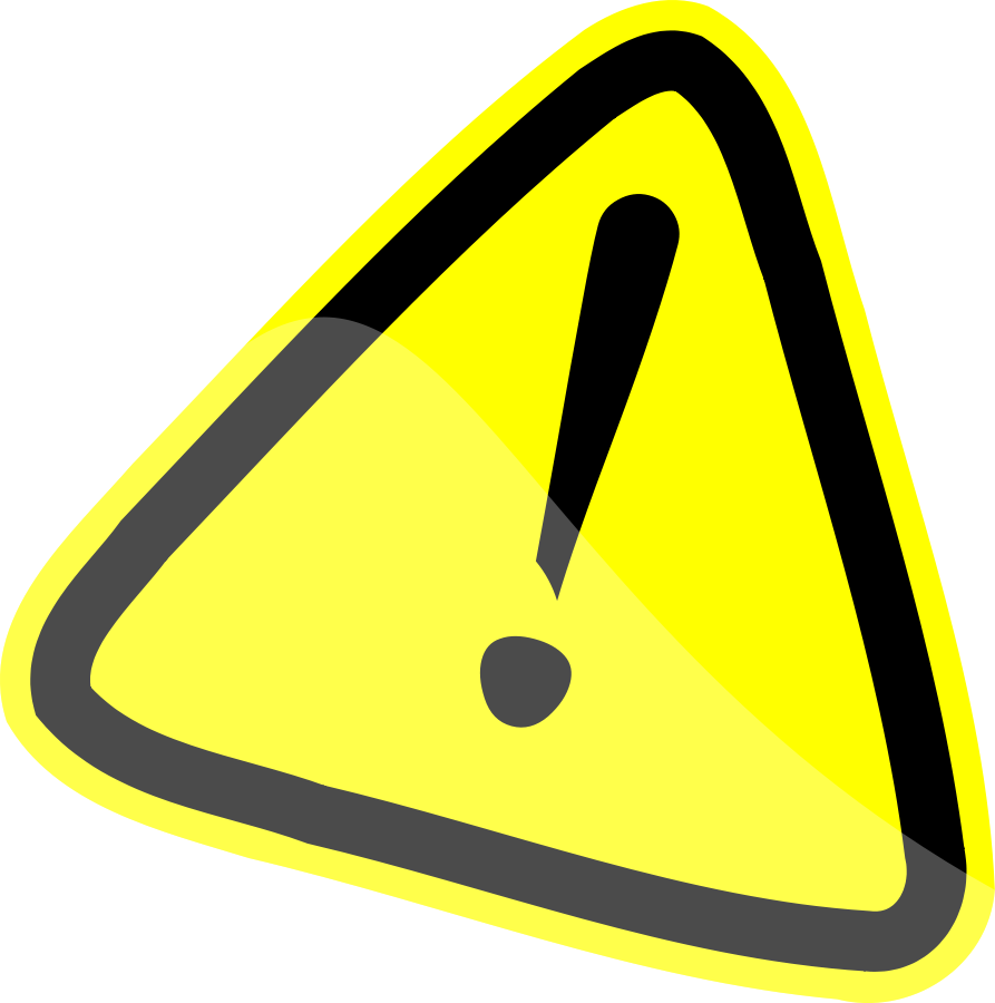 Caution Sign Free Idea png