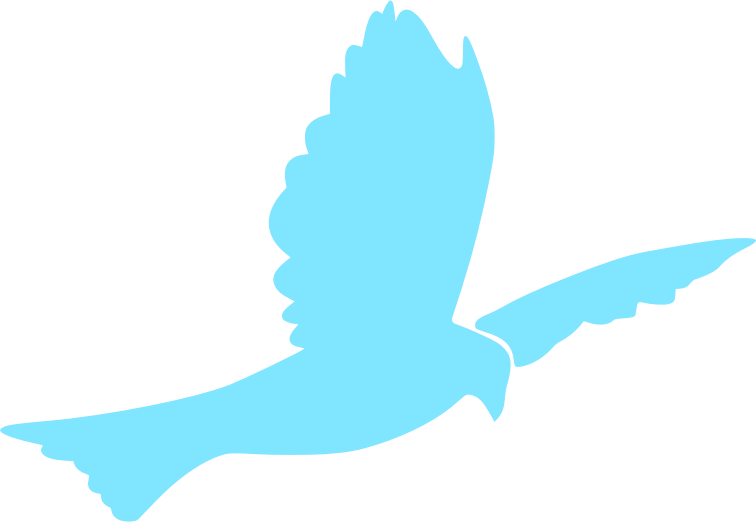 Christian Png Graphic Descending Dove Solid White Dove