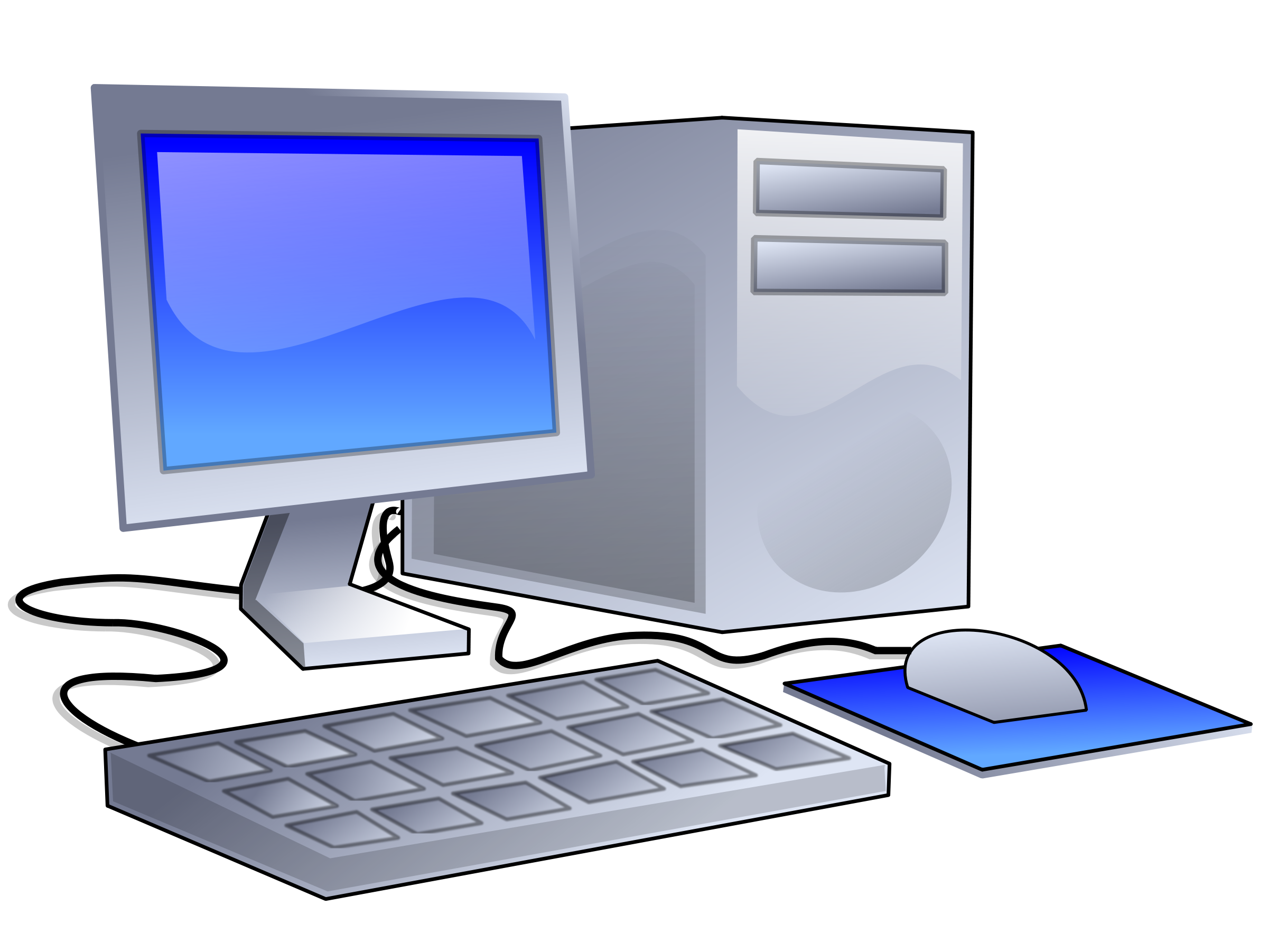 Computer PNG
