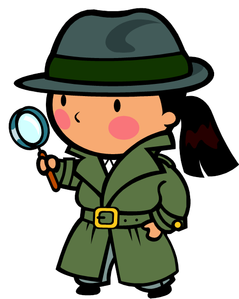 Detective PNG