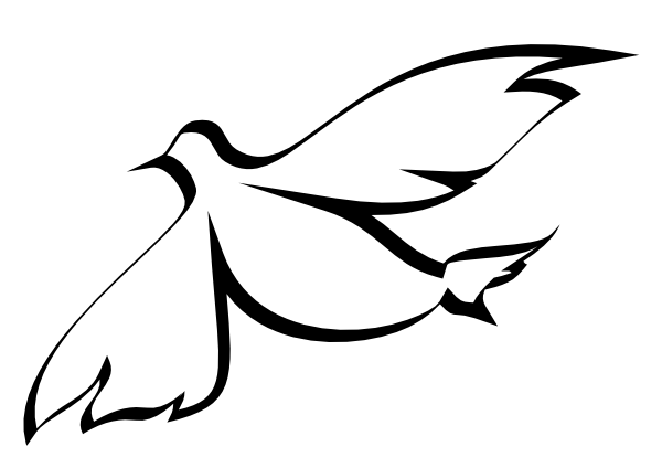 Dove And Cross Png Free Png Images