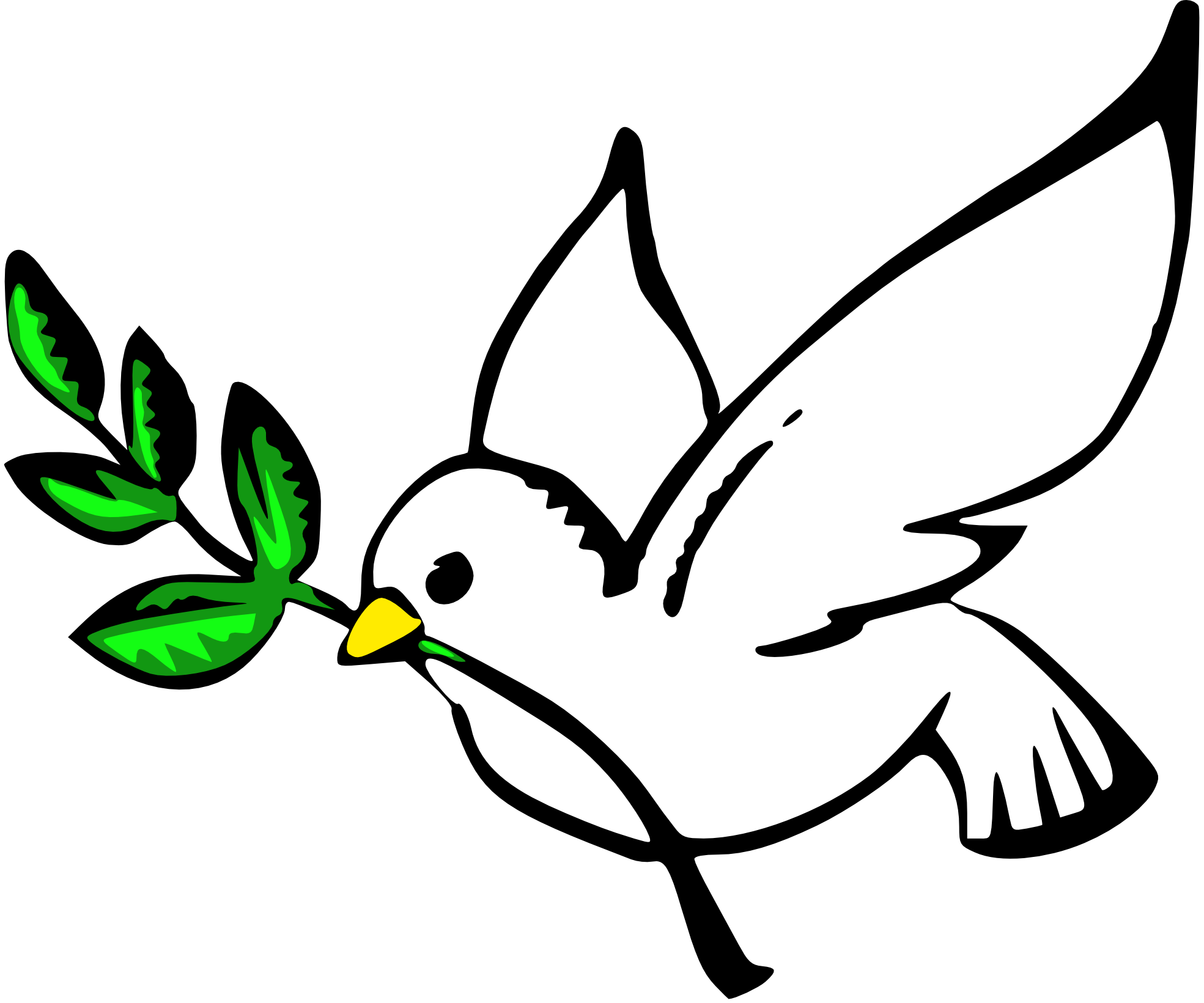 Dove Png Transparent No Background Free 4