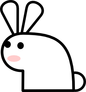 Easter Bunny Png Free Easter Bunny With Eggs Png Image 2 4