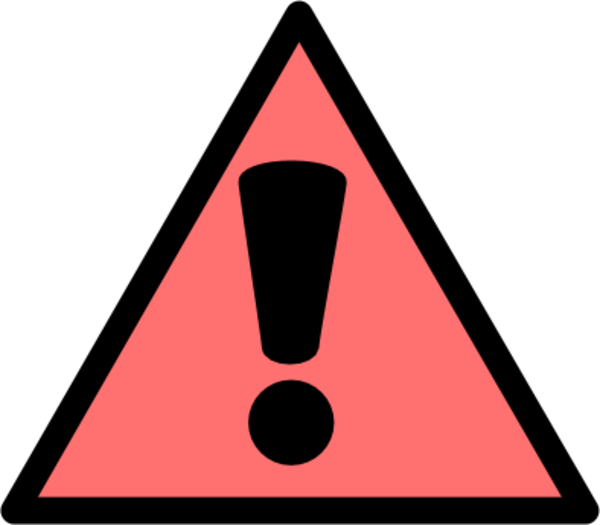 Exclamation Point Exclamation Mark Warning Sign Vector Png 2