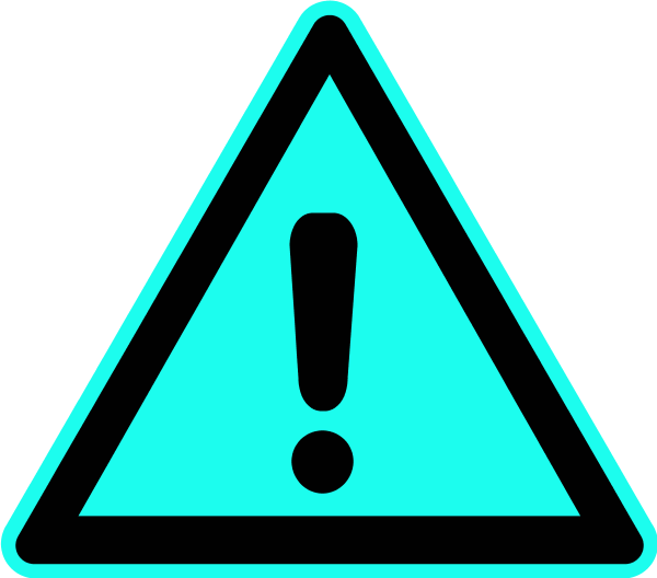 Exclamation Point Warning Sign Exclamation Mark Triangle Vector Png