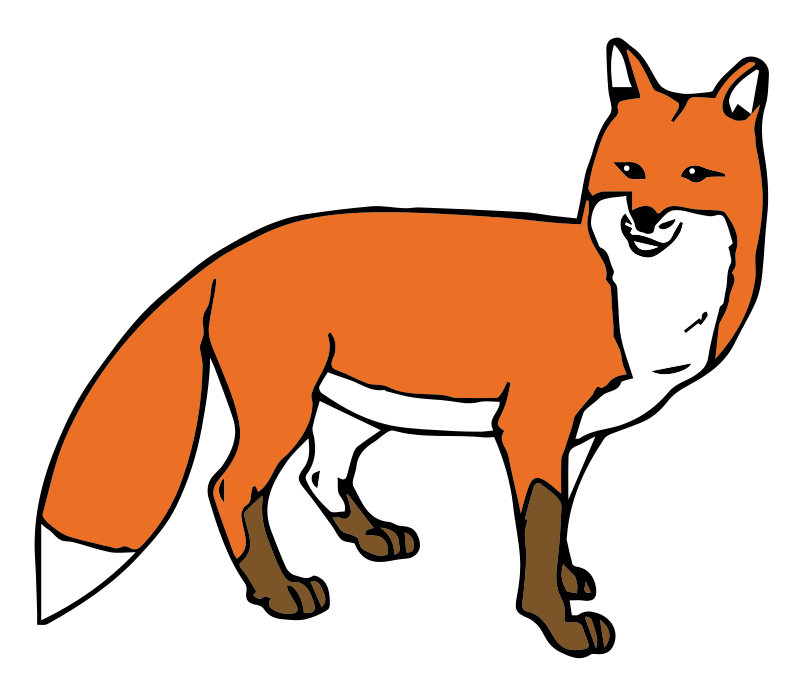 Fox Free To Use Pngs 1