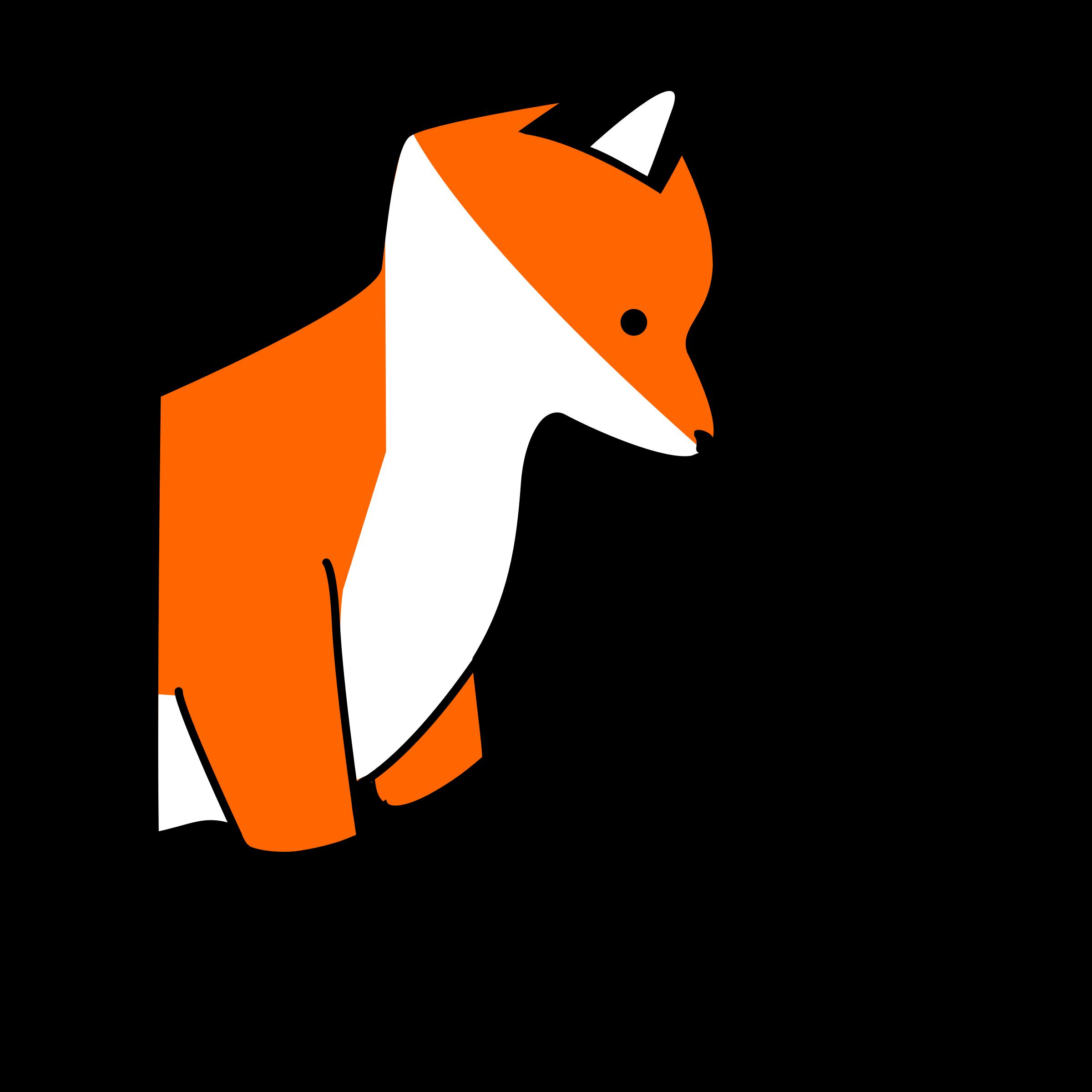 Fox Png Stupid Fox