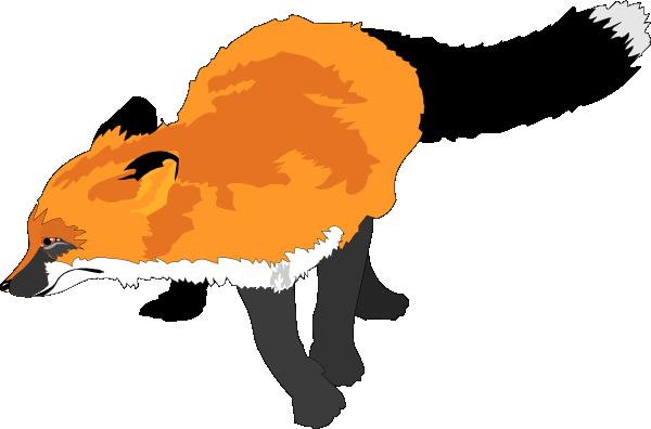 Fox Running Png At Vector Png