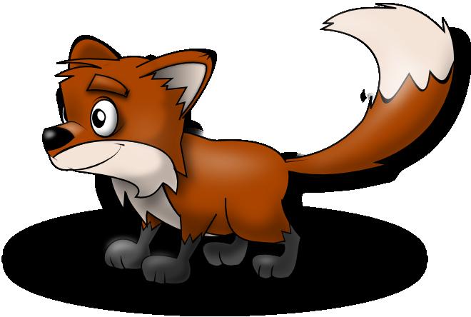 Free Cartoon Fox Png