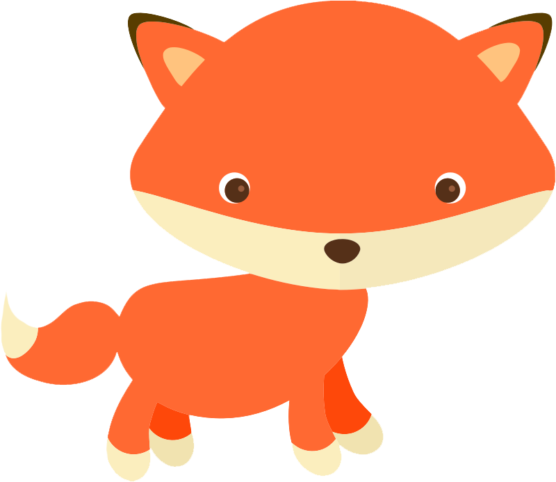 Free Cute Fox Png