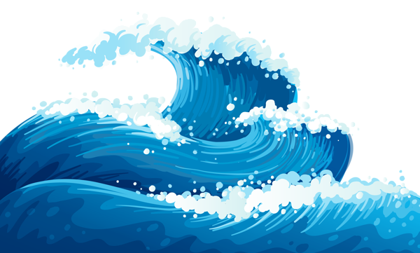 Waves PNG