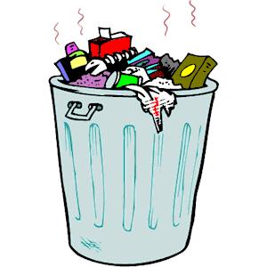 Garbage PNG
