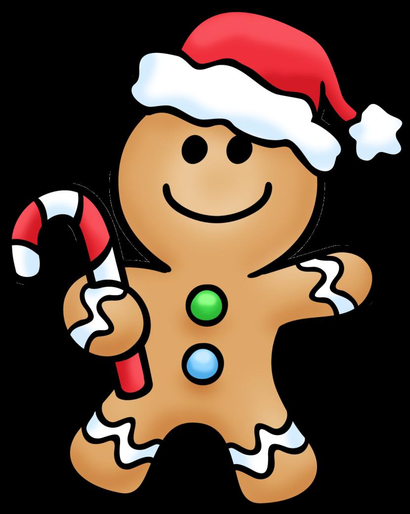 Gingerbread Man PNG