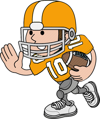 Football Player PNG