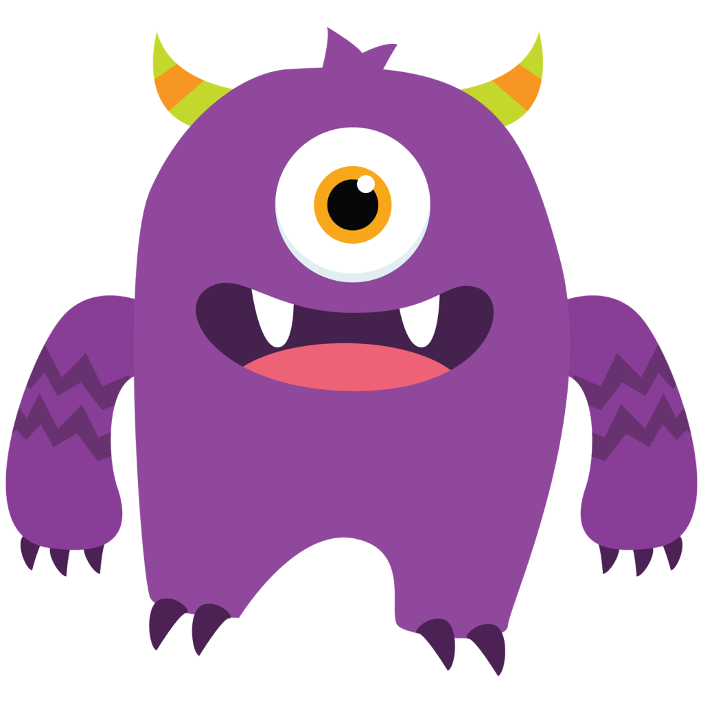 Monster PNG