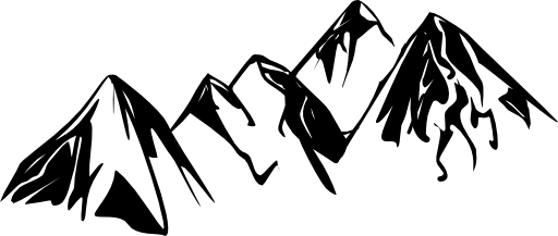 Mountain Range PNG