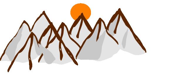 Mountains Mountain Range Png Kid 2