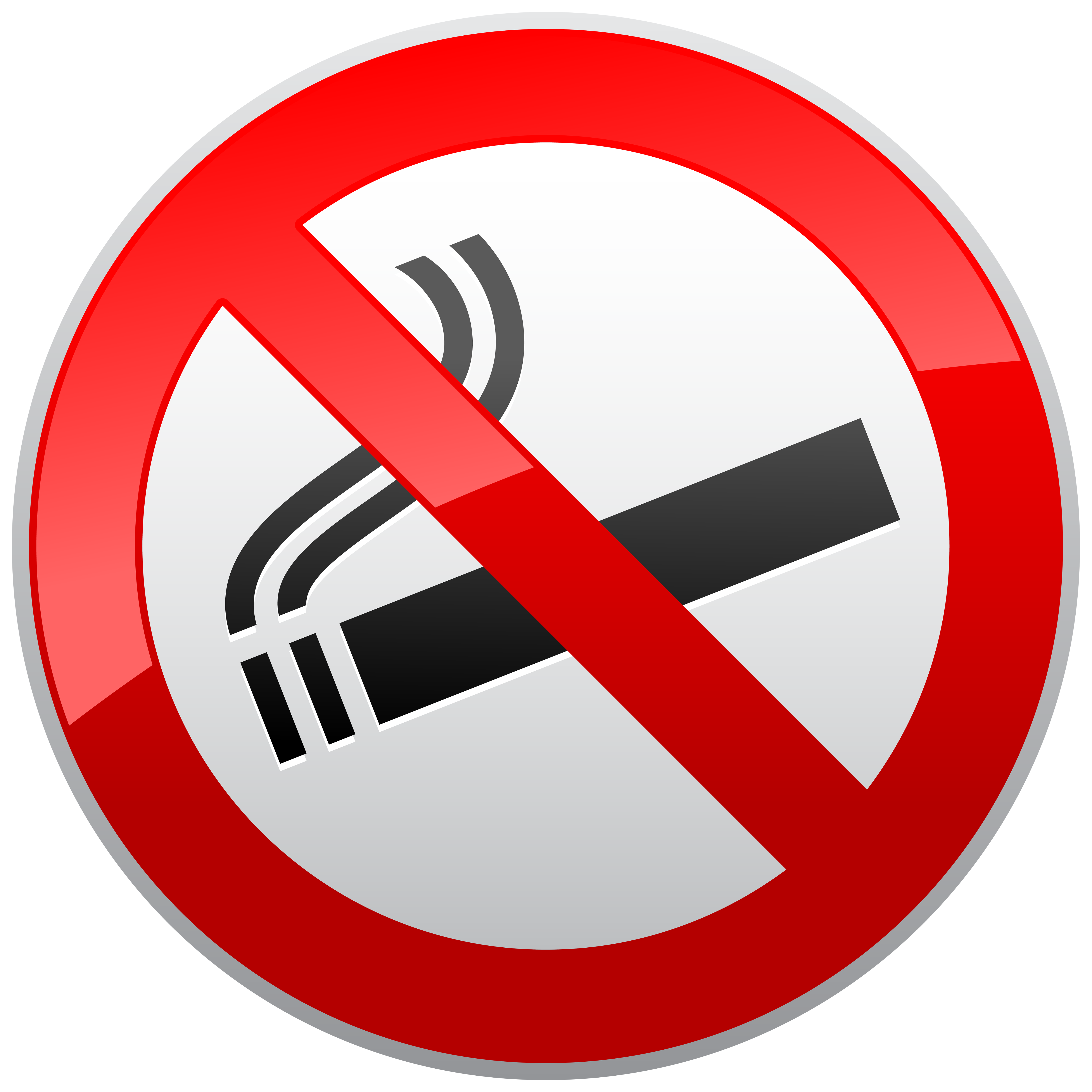 Prohibited Sign No Smoking Prohibition Sign Png Image Web