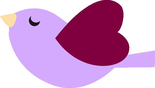 Purple Bird Drawing Dromggo Top Png