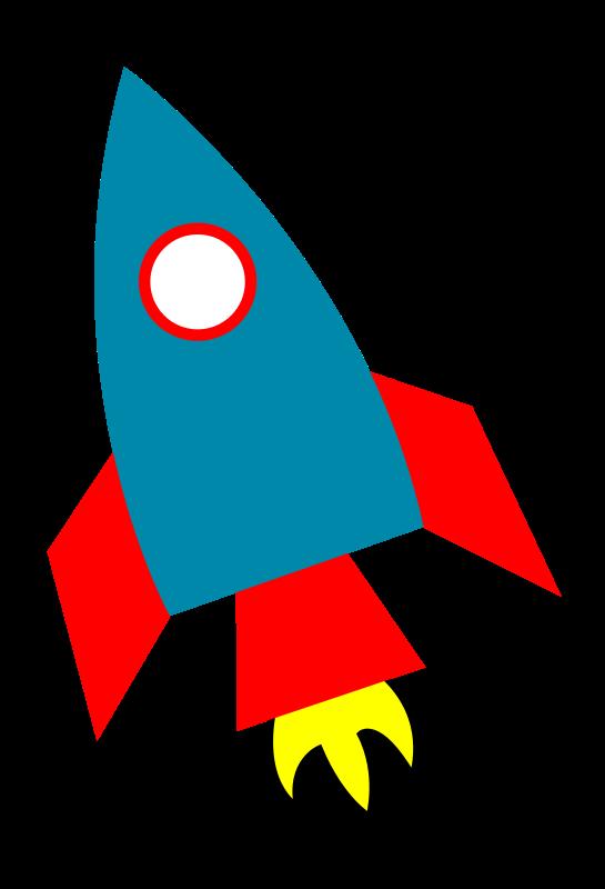 Rocketship PNG