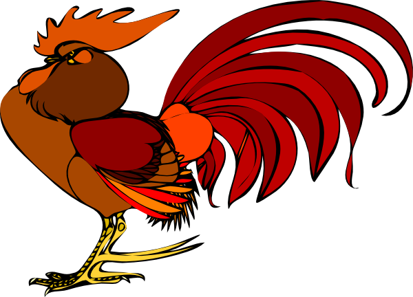 Rooster Png Kid