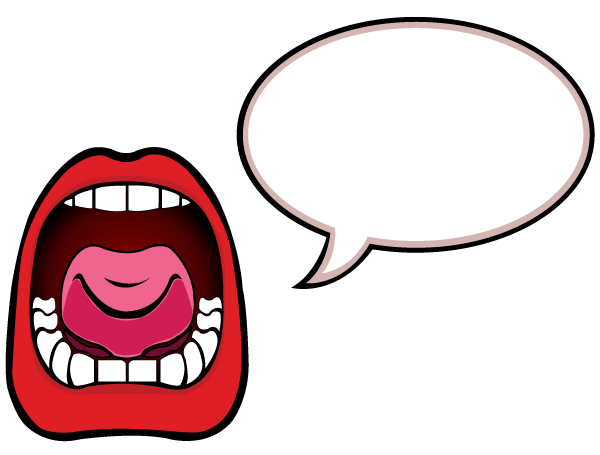 Speech Png Free Png Images 7