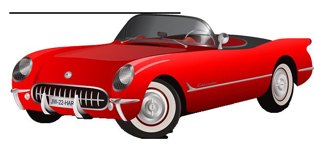 Sports Car PNG 2