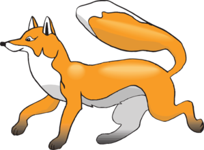 Standing Fox Png High Quality Png