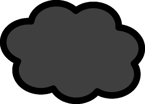 Storm Cloud PNG 4