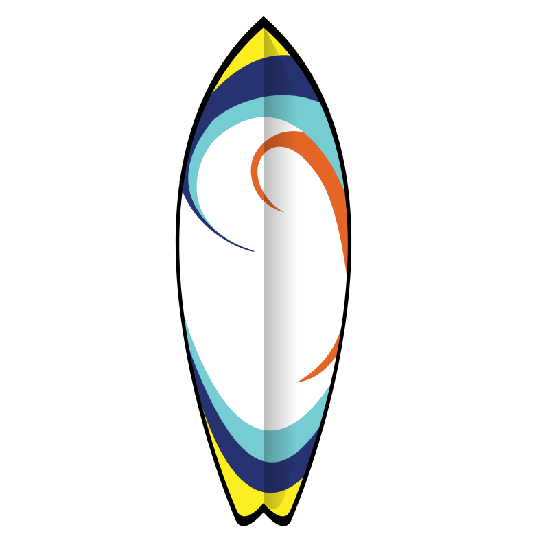 Surfboard PNG