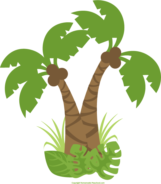 Trees Jungle Png Kid