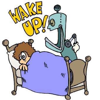 Wake Up Png Kid 4