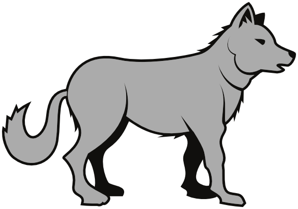 Wolf Png 3
