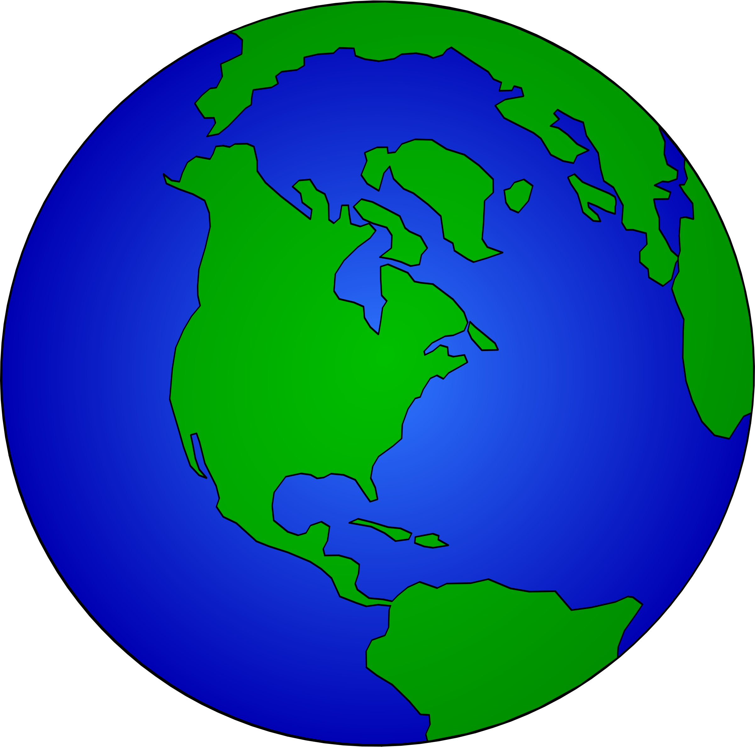 World PNG