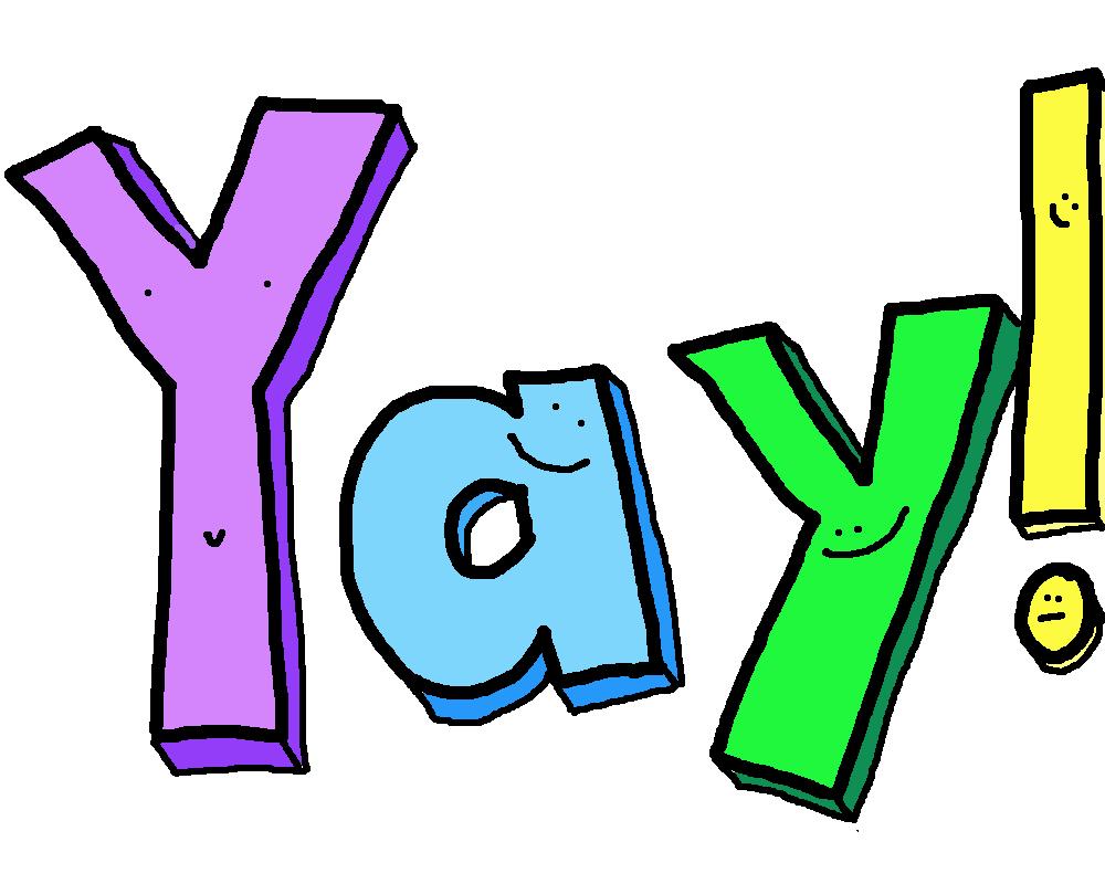 Yay PNG