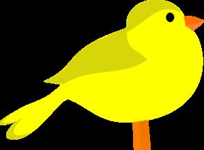 Yellow Bird Png At Vector Png