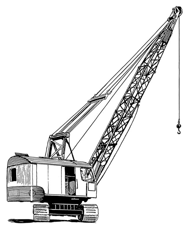 Crane Png Kid