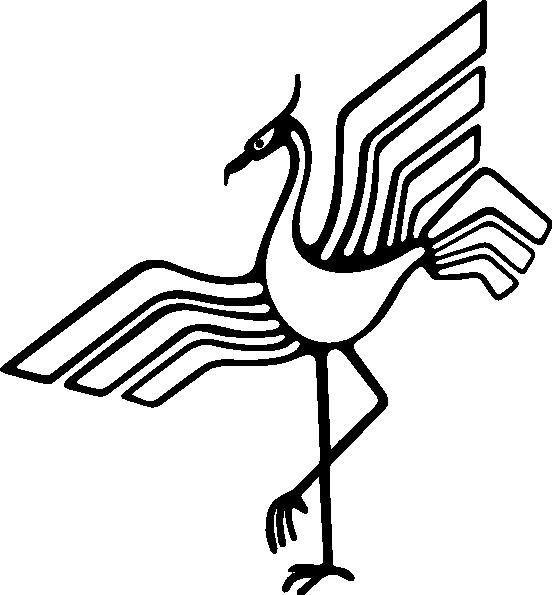 Crane Png Outline Download Vector Clip
