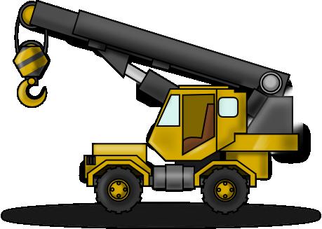 Crane Png Png Free Download 2