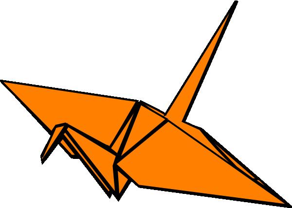 Paper Crane Png At Vector Png