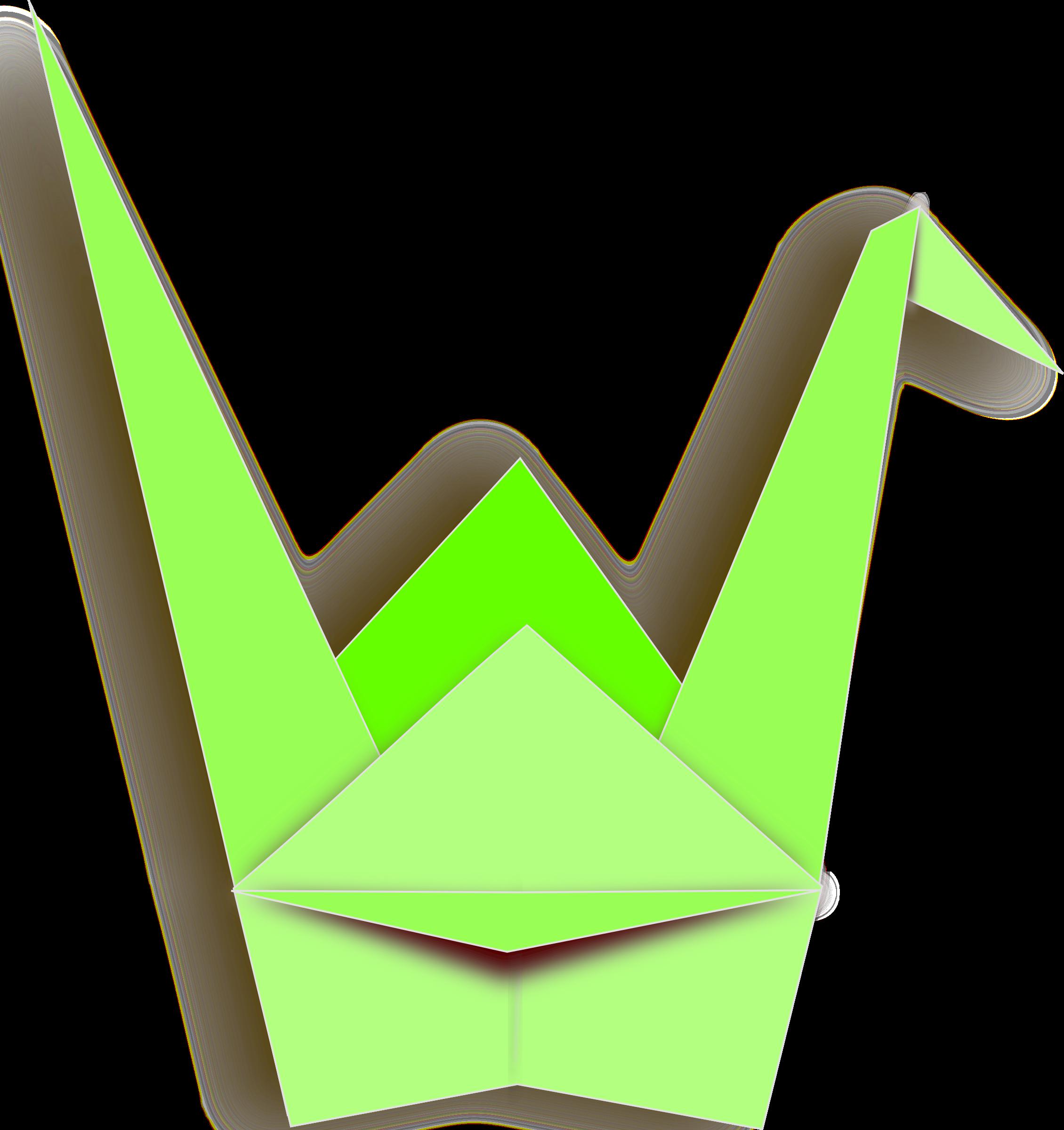 Png Paper Crane